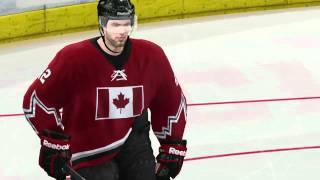 NHL 12: How I play Goalie - Full Game Commentary