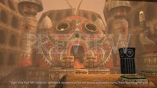 Zelda Majora's Mask 3D 4K (Stone Tower Temple) - 4K 60FPS Looping Background by Henriko Magnifico