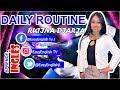 Lesson 43: Daily Routine( Rutina Diaria)/Actividades Cotidianas en Inglés