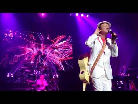 The Rubettes feat Alan Williams  Sugar Ba Love  au Zénith de Rouen le 261116