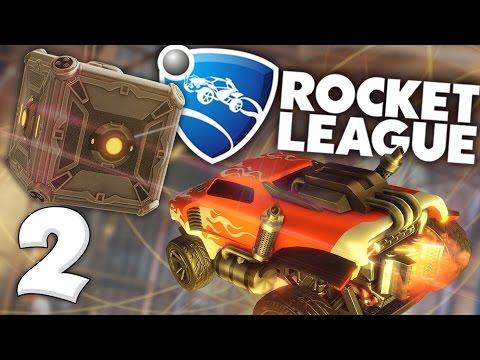"""Rocket League! - """"CRAZY CUSTOM MATCHES!"""" w/Blitzwinger"""