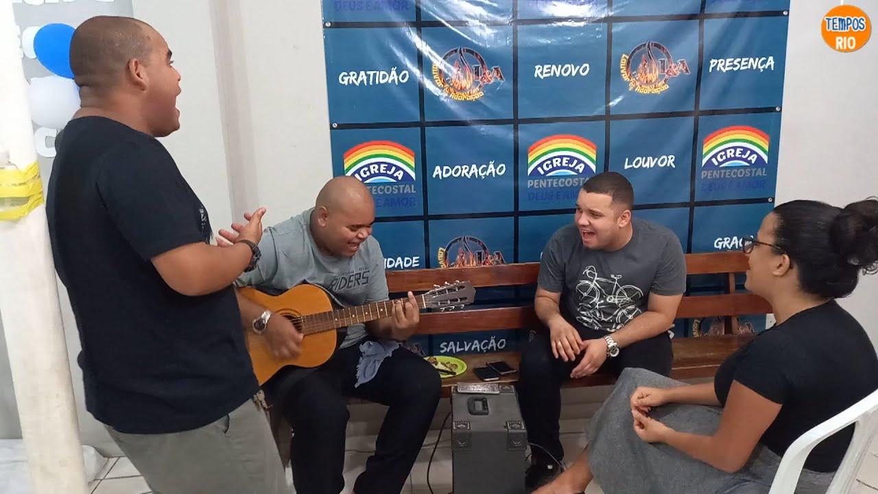 IPDA FAZENDA DOS MINEIROS..É PARA ADORAR COM PAULO VITOR, JOÃO PAULO, GABRIEL E VITORIA, (COVER)