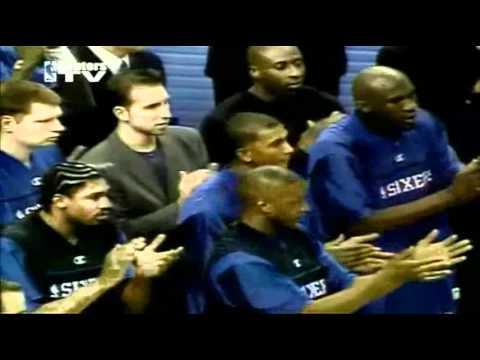 Allen Iverson 2001 MVP presentation