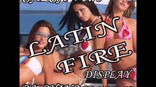 LO MEJOR DE LA SALSA 8 DJ CHINO DJ MAYE LATIN FIRE DISCPLAY