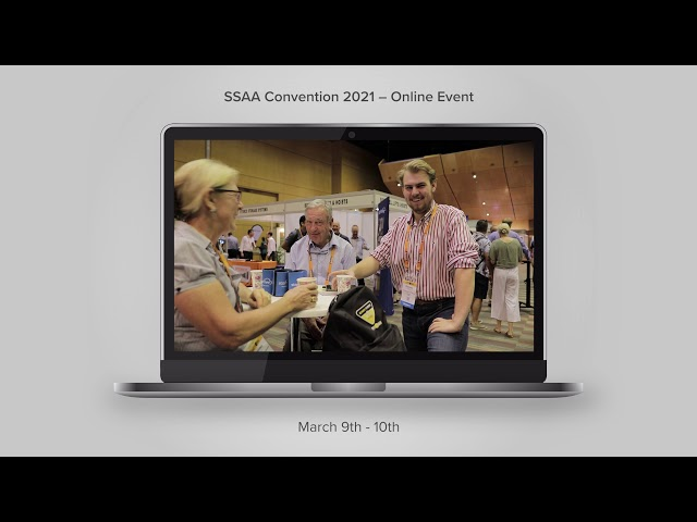 2021 SSAA Online Convention