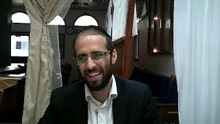 שיעור תורה פרשת וילך מפי הרב משה גבאי