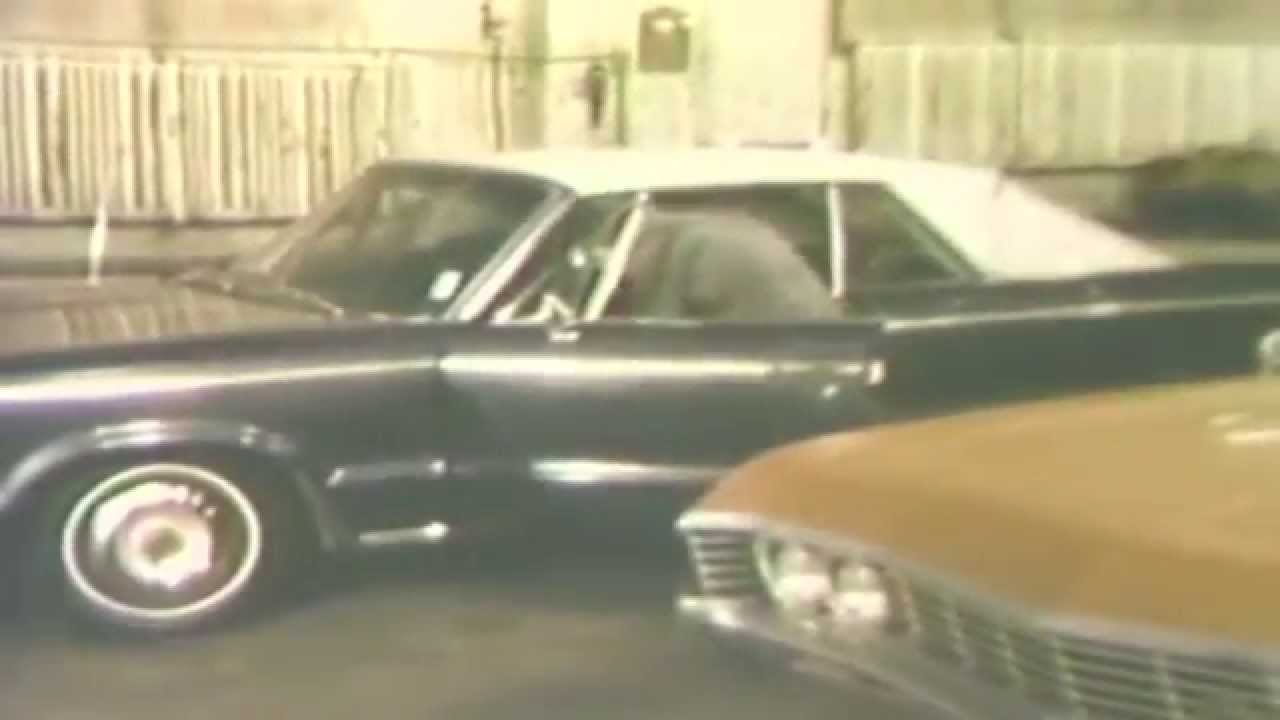 "FBI Film ""Examination Of Stolen Cars"" 1970s (full) 