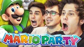 ADIOS A NUESTRA AMISTAD | Mario Party 10