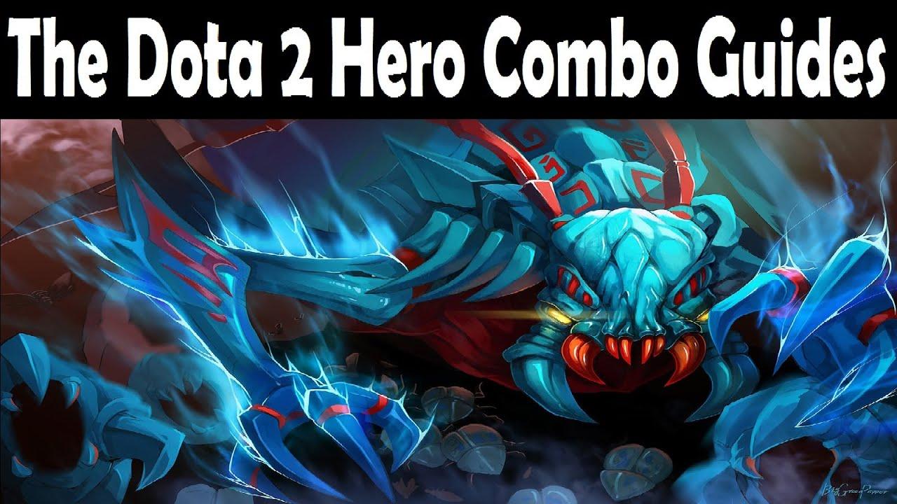 Dota 2 Hero Combo Guide 38 Weaver YouTube