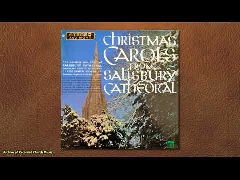 """""""Carols from Salisbury Cathedral"""": Salisbury Cathedral 1964 (Christopher Dearnley)"""