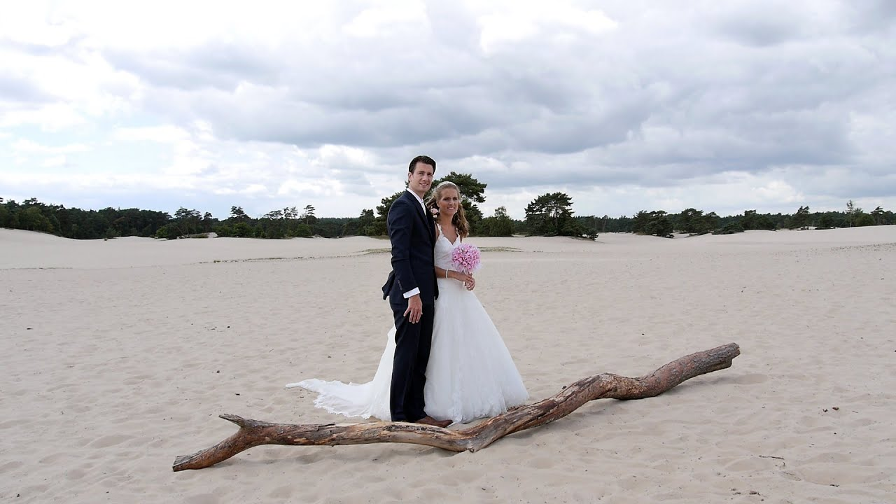 1c761ca4d18055 Videograaf Assem Producties - Trouwvideo bruiloft Tim en Mariska -  Amersfoort