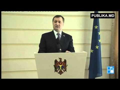 REACŢIA DURĂ a lui Vlad Filat după ce procurorul general i-a cerut ridicarea imunităţii