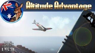 "War Thunder - Ki-44-I ""The Altitude Advantage"""