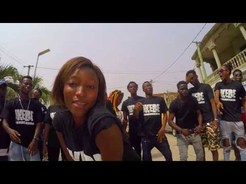 FLEXCHINO FT GARROS IKEBE DANCE (OFFICIAL VIDEO)