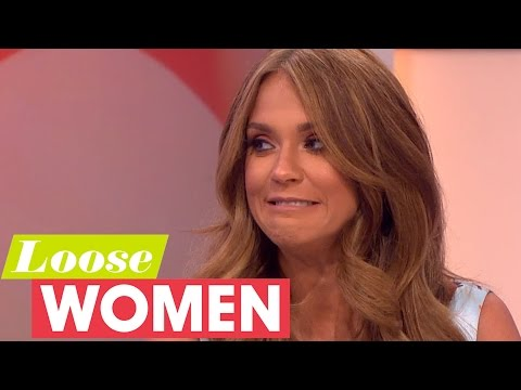 Ruth Finds Out Vicky Pattison Has Been Getting Close To Eamonn! | Loose Women