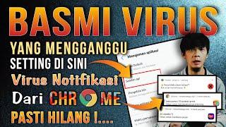 Cara menghapus virus di google chrome android screenshot 1