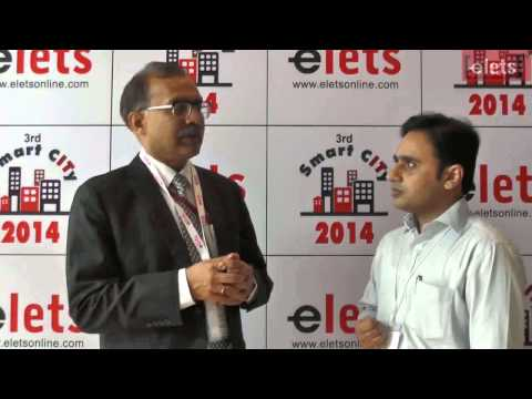 Smart CITy 2014 - Interview - C K Khaitan, Joint Secretary, Ministry of Urban Development, Governmen