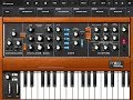 MOOG MINIMOOG Model D Demo For The IPad Supports AUv3 Awesome mp3