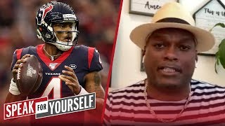 Watson's tweets are a cry out toward Bill O' Brian — LaVar Arrington   NFL   SPEAK FOR YOURSELF