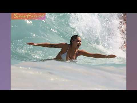 ✔Sahara Ray in Bikini Wardrobe. Malfunction on the Beach in Tulum. PHOTOSESSION ON MAR. 3RD, 2019 thumbnail