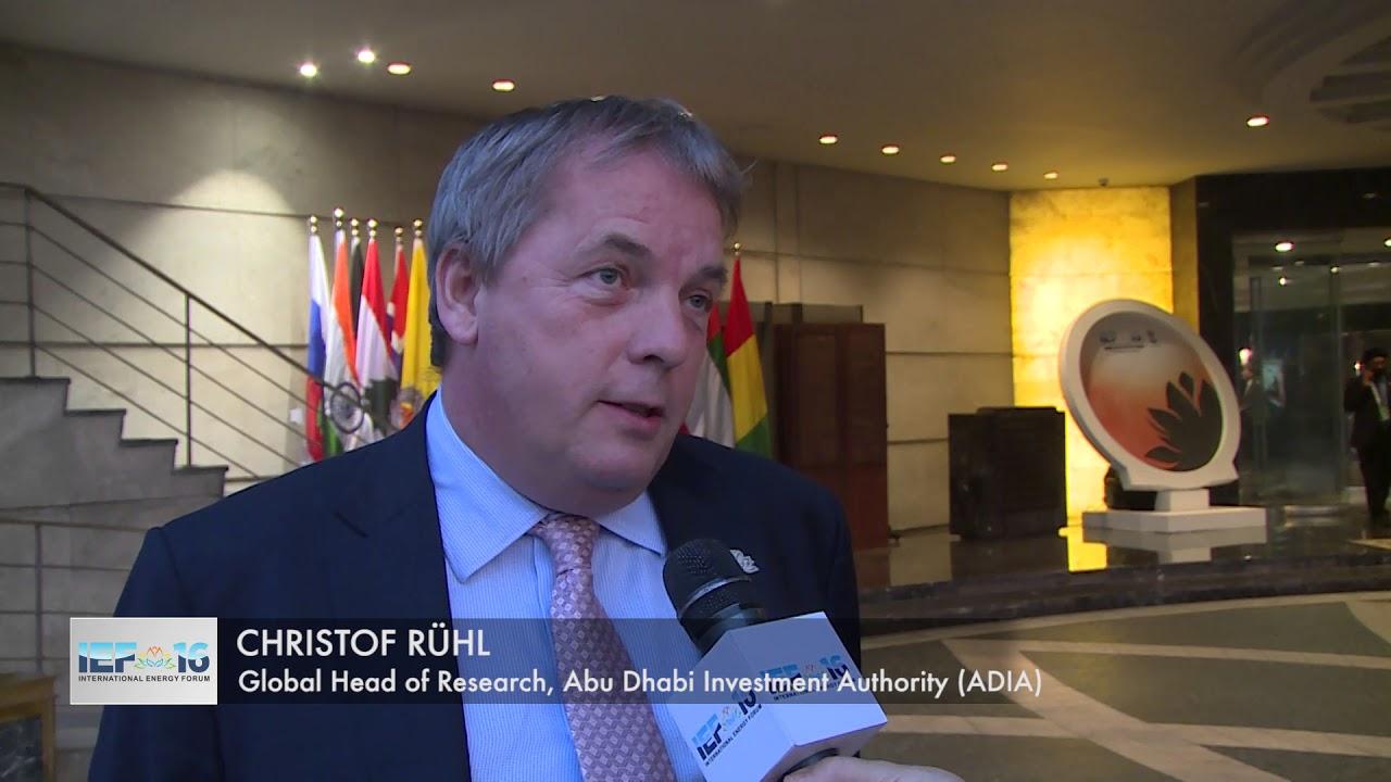 Christof Rühl - Interview