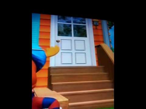 Backyardigans el secreto escondido en las ventanas - YouTube
