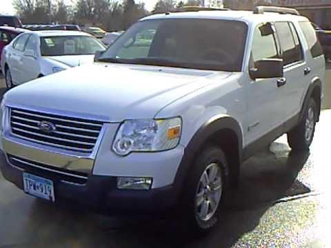 2006 Ford Explorer XLT - YouTube