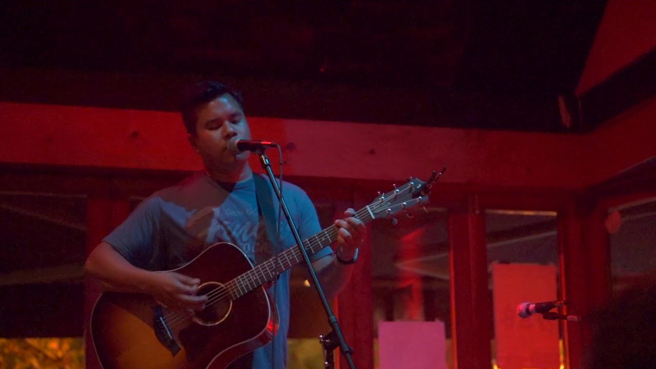 David Thong - Part 1 - Asian American Singer-Songwriter Night at BOSSA