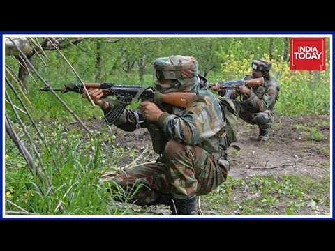 Bandipora Encounter : 2 Terrorists Gunned Down, 2 Soldiers Martyred