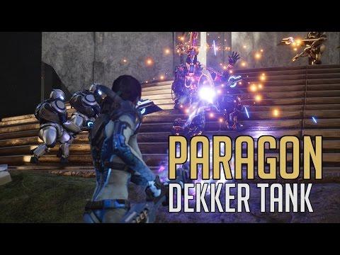 Paragon - Dekker Monolith Tank Build Guide (Ability Armor Loaded)