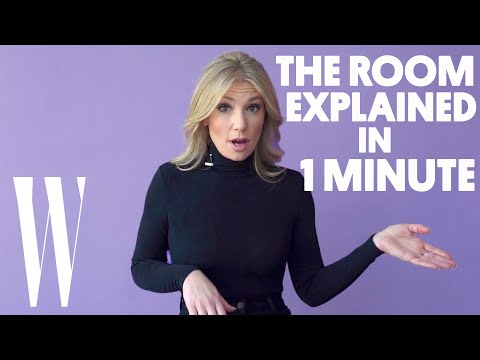 The Disaster Artist Star Ari Graynor Explains The Room Movie in 1 Minute  W Magazine