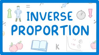 GCSE Maths - What Does Inversely Proportional Mean? #91