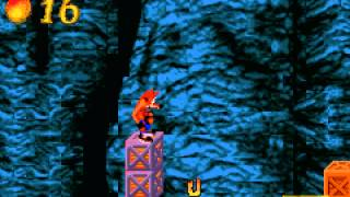 Crash Bandicoot - The Huge Adventure - How to get the Blue Gem - User video