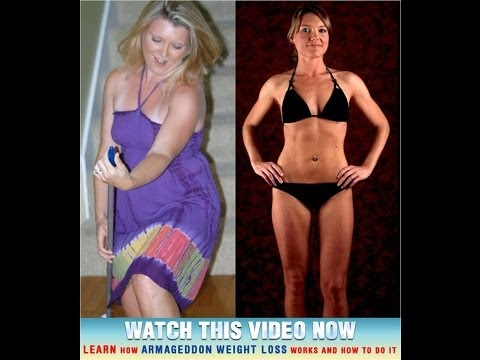 Armageddon Weight Loss Fitness DVD Program – Best weight loss DVD for women and men