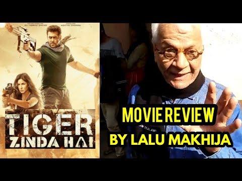 TIGER ZINDA HAI MOVIE REVIEW BY LALU...