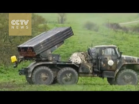 36 Armenian Militants Killed In Fighting Between Azerbaijan And Armenia