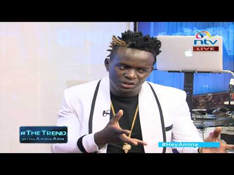 #theTrend: Willy Paul releases new music, talks about his foundation and being a role model