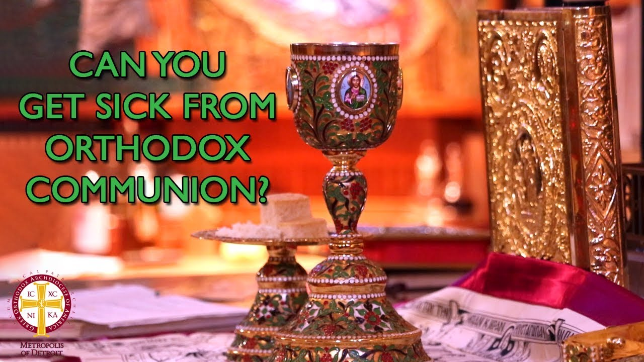 Can You Get Sick from Shared Greek Orthodox Communion?