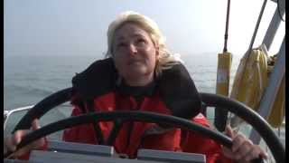Diane Reid - Clipper Round the World Race - The Countdown is On