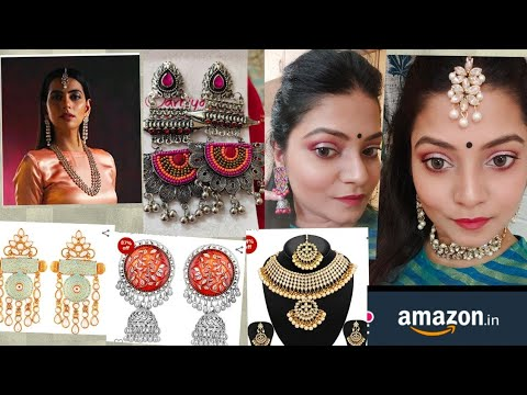 Amazon jewelry haul-2019-Try On -Honest Review