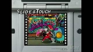 Viewtiful Joe: Double Trouble Nintendo DS Trailer - TGS