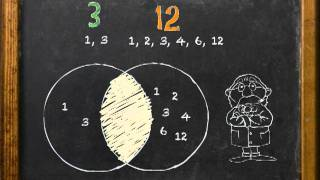 Math Sets - Venn Diagram Part 1