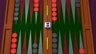 Backgammon Spielregeln - #1 Spielbrett, Aufstellung und Ziel
