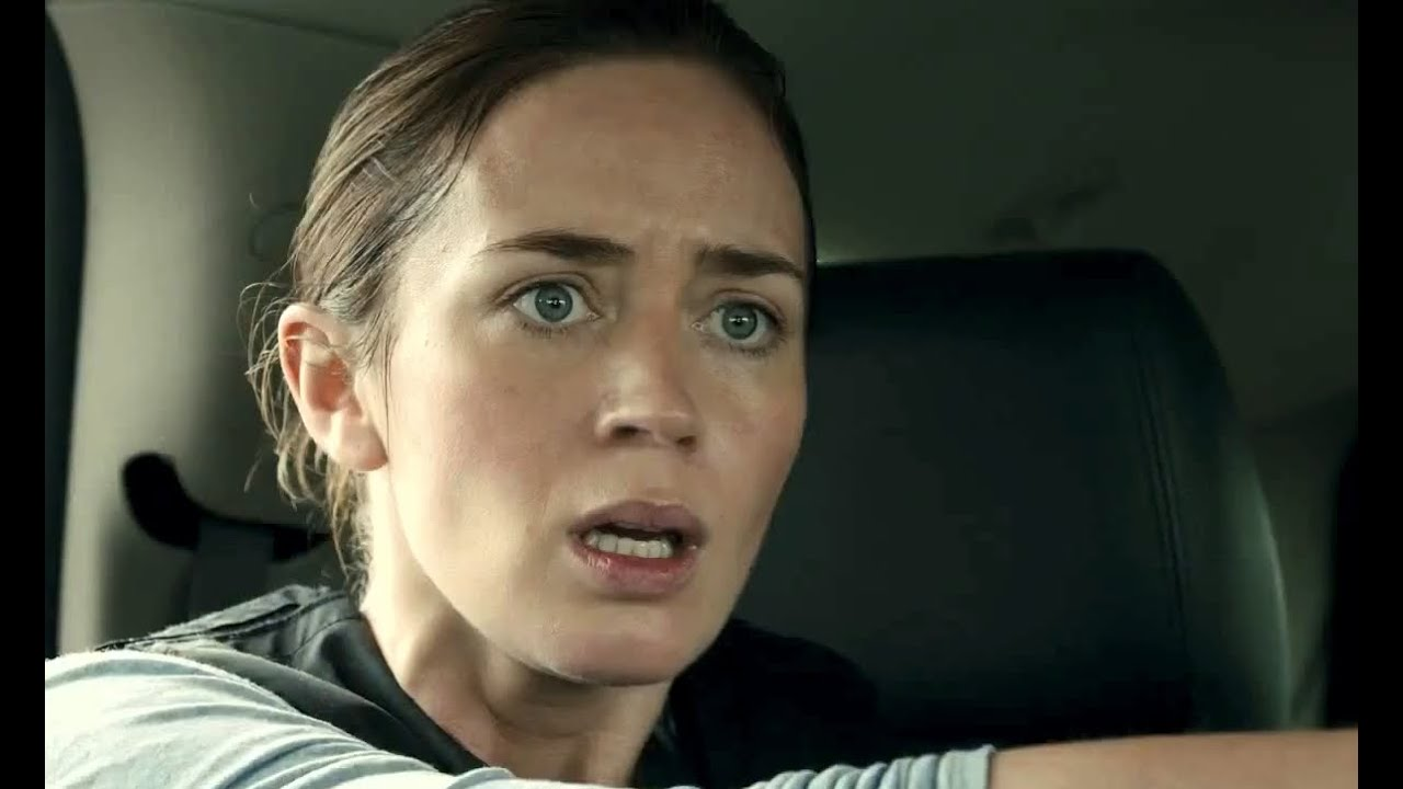 Emily Blunt took centre stage as a cop out of her depth in Sicario