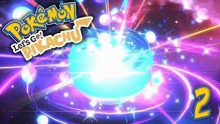 QUE HE EVOLUCIONADO PRIMERO? Pokemon Lets Go! E2 - Luzu