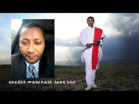 Activist Muluneh Yohannes on Teddy Afro