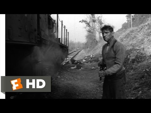 The Train (10/10) Movie CLIP - A Lump of Flesh (1964) HD