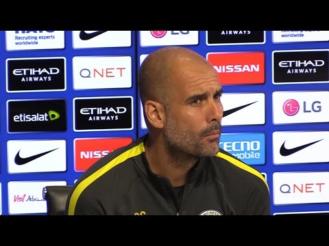 Pep Guardiola Full Pre-Match Press Conference - Chelsea v Manchester City