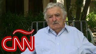 """José Mujica sobre Venezuela: """"Sin una solución, van a pagar el precio de una intervención militar"""""""
