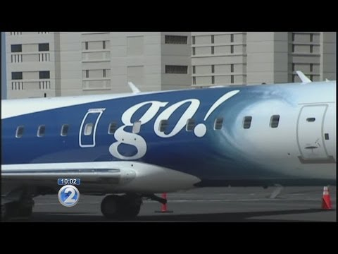 Airline closure affects Hawaii